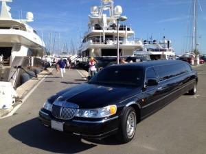 chauffeur privé Limousine