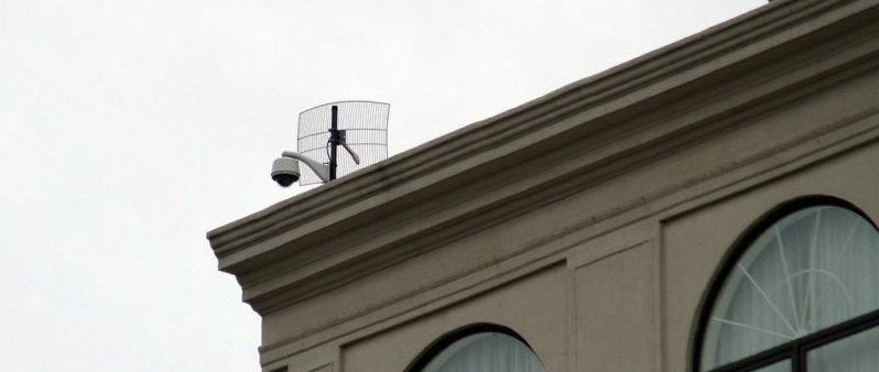 videosurveillance avec camera dome