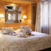 Hôtel 4 étoiles Savoie à Val d'Isère : Le Tsanteleina