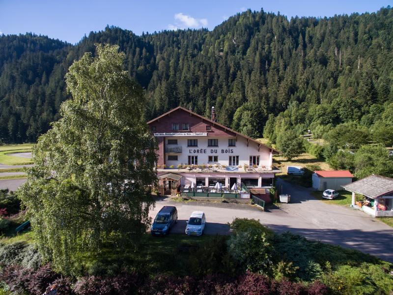 hotel l'orée du bois