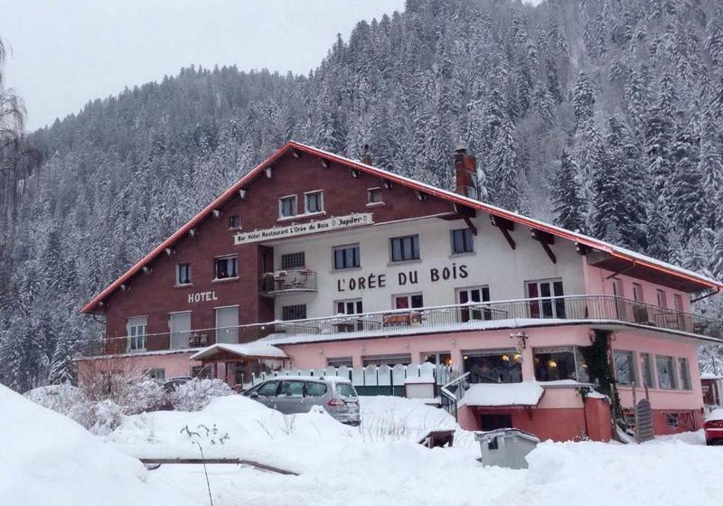hotel ski dans les vosges gerardmer
