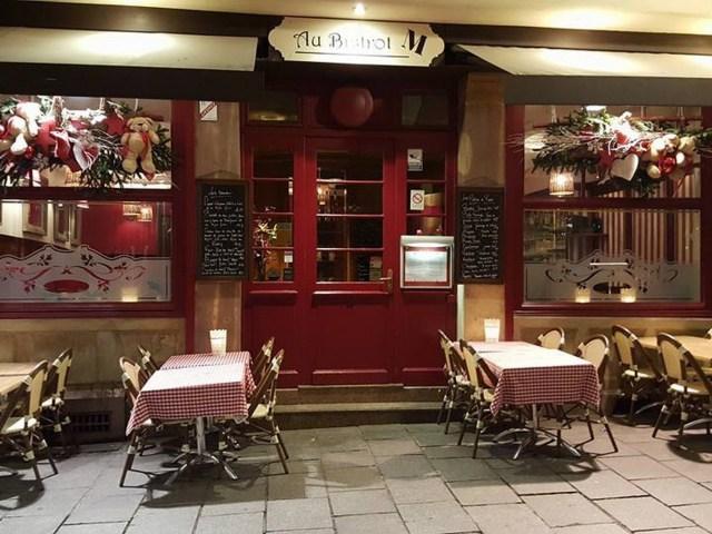 restaurant a strasbourg