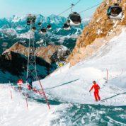 Top 10 des meilleures stations pour aller skier en France