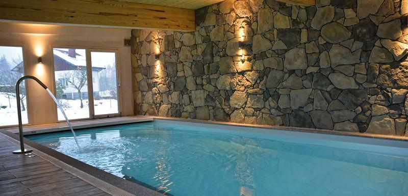 Hotel avec piscine bord du lac de Gérardmer