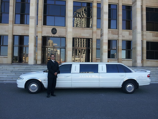 Limousine rental with driver for everyone